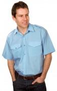 Chemise piloet pour homme - Tailles : S - M - L - XL - 2XL - 3XL