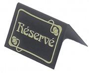 Chevalet de table restaurant - Existe en 3 modèles
