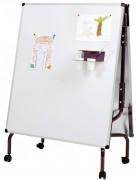 Chevalet maternelle - Dimensions (H x l) cm : 92 x 108 - Normes NF
