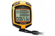 Chronomètre pour course - 3 lignes d'affichage / Chiffres 10 mm et 7 mm