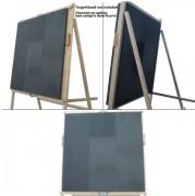 Cible en mousse - 132x132x14.5 cm