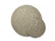 Cible en paille - 128 cm