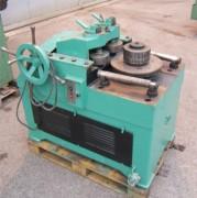 Cintreuse 1150 kg - Vitesses de travail 2500/3800 mm/min