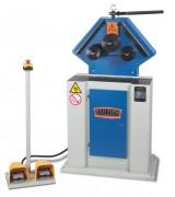 Cintreuse à galets motorisée pour tubes acier doux - Cintrage de tubes d'acier doux jusqu'à 50 x 2,5 mm