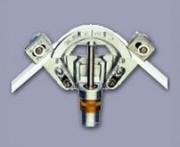 Cintreuse à pression - Réduction de tubes