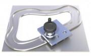Circuit de guidage courbes-linéaires - Réalisé en une seule pièce