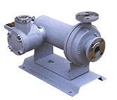 Circulateur à rotor noyé - Transfert des fluides
