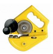 Cisaille à molette manuelle - S'utilise sur tous supports formant un angle