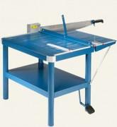 Cisaille de securite d'atelier acier - Dimensions (L) : 815 - 1100  mm - Capacité de coupe : 4.0 mm