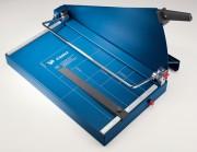 Cisaille de sécurité semi-automatique - Longueur de coupe : 550 mm - Capacité de coupe: 3.5 mm