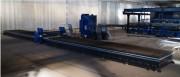Cisaille guillotine découpage des tubes - Longueurs de table de 8160 mm, 10200mm, 12240 mm