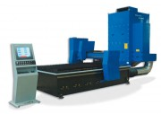 Cisaille guillotine découpeur plasma - Capacité de découpe: de 2 x 1 m à 6 x 2 m