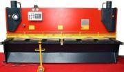 Cisaille guillotine hydraulique 20 x 4000 mm - Capacités de 4 mm à 20 mm