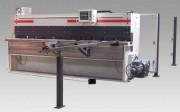 Cisaille guillotine mécanique intense - Capacité : 1 mètre/ 2 mm à 3 mètres / 3 mm (autres sur demande)