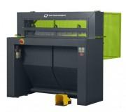 Cisaille guillotine pneumatique longueur de coupe 1330 mm - Épaisseur maximum des tôles : 2 mm