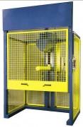 Cisaille guillotine pour bobine - Largeur de la lame (mm) : 550