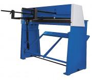 Cisaille manuelle commande au pied - Découpe de métaux, de cartons, de papiers et bien d'autres matières.