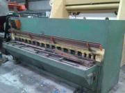 Cisailles à guillotine 4500 kg - Type TS306