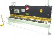 Cisailles guillotines hydrauliques épaisseur de coupe 4 à 25 mm - Capacité de coupe : 2000 à 6000 mm
