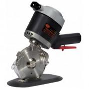 Ciseaux de coupe électriques à lame circulaire - Application : Textile, Textile technique  -  Vitesse de coupe : 850 tr/min