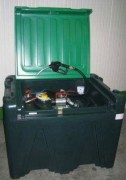Citerne à fuel mobile 430 L - Capacité ( L ) :430