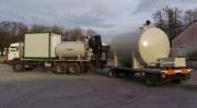 Citerne de stockage fuel polyuréthane - Capacité (L) : De 3000 à 80 000