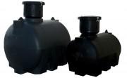 Citerne enterrable - Stockage de l'eau claire - Capacité (L) : de 1000 à 10 000