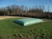 Citerne souple de stockage sur mesure - Fabrication sur mesure pour eau, effluents, incendie...