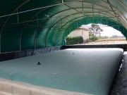 Citerne souple engrais liquide - Capacité : De 10 à 1000 m³