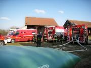 Citerne souple incendie française 360 m³ - N°1 en France, conforme à l'ensemble des normes