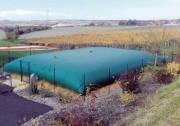Citerne souple pour effluents - Capacité : De 10 à 600 m³