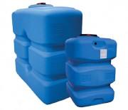 Citernes de stockage pour espace réduit - Capacité (L) : de 500 à 2000