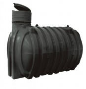 Citernes enterrables - Récuperation d'eau pluviable - Capacité en (L) : de 3000 à 10000