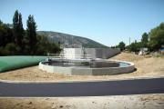 Citernes et réservoirs pour Effluents 200 m³ - Citerne n°1 des fabricants français