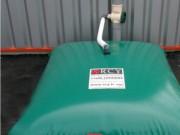 Citernes souples pour récupération d'eaux - Citernes de 1 à 30m3