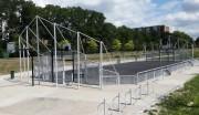 City stade multisports - Nouvelle version design de terrain multisports