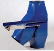 Clapet by-pass asymétrique pneumatique 45°