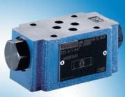 Clapets de non-retour déverrouillables en plaque sandwich DIN 24340 - Valve d'arrêt Type Z2S