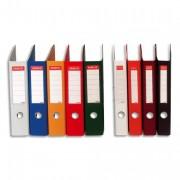 Classeur à levier à dos de 5cm plastifié intérieur et extérieur rouge - Esselte