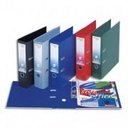 Classeur à levier dos de 8cm format maxi Plus bleu - Esselte