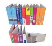 Classeur personnalisable en carton contrecollé sur mesure - Formats et épaisseurs à la demande
