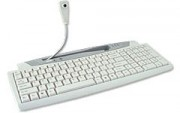 Clavier USB avec WebCam