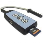 Clé de téléchargement pour tachygraphe - Capacité mémoire : 64 mo sur SD Card standard