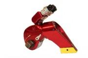 Clé hydraulique à carré conducteur - Pression allant de 100 à 700 bar