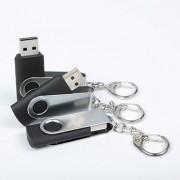 Clé USB avec gravure - Version 2.0  -  Gravure sur 1 face de la clé