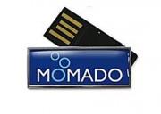 Clé USB promotionnelle - Capacité : De 1 à 16 Go