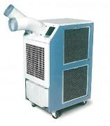 Climatisation industrielle à roulette - Puissance frigorifique : 4400 W