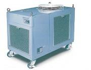 Climatisation industrielle mobile Triphasée 400 V - Débit d'air : 1500 m³/h - Triphasée 400 V