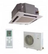 Climatiseur cassette plafond - Classe énergétique : A + / A - Inverter box