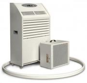 Climatiseur industriel mobile avec echangeur - Puissance frigorifique max. : 8,2 kW / 28.000 BTU